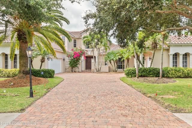 337 Southampton Drive, Indialantic, FL 32903 (MLS #912254) :: Keller Williams Realty Brevard