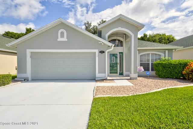 791 Misty Creek Drive, Melbourne, FL 32940 (MLS #912343) :: Blue Marlin Real Estate