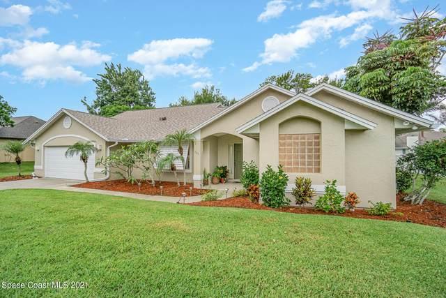 285 Northgrove Drive, Merritt Island, FL 32953 (MLS #912349) :: Premium Properties Real Estate Services