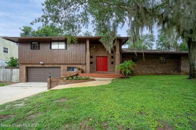 580 Ora Dell Avenue, Titusville, FL 32796 (MLS #912353) :: Blue Marlin Real Estate