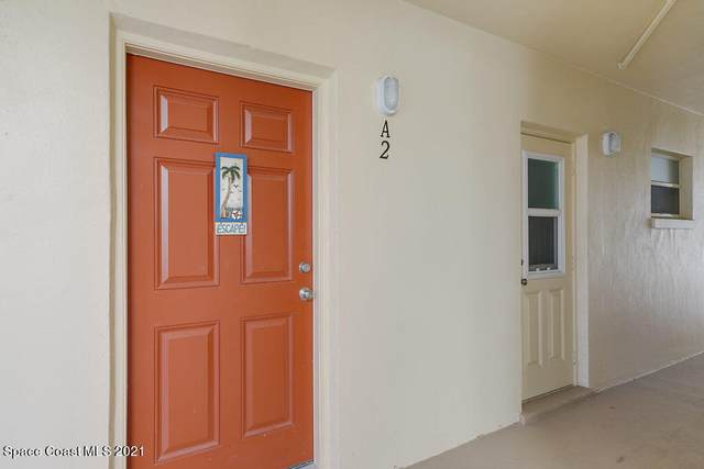 375 Polk Avenue 2A4, Cape Canaveral, FL 32920 (MLS #912357) :: Keller Williams Realty Brevard