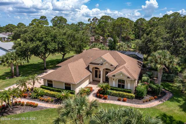 370 Brightwater Drive SE, Palm Bay, FL 32909 (MLS #912379) :: Keller Williams Realty Brevard