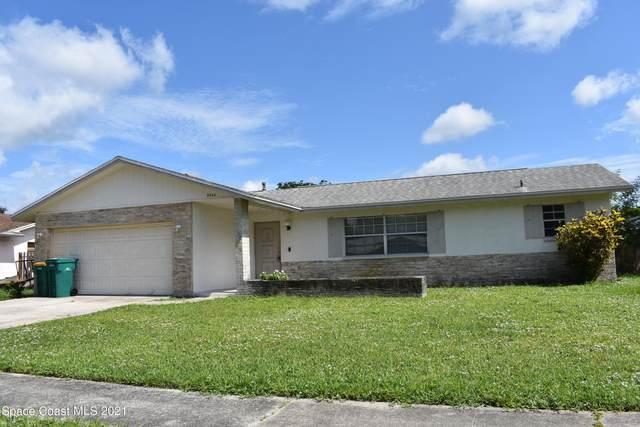 2848 Wright Avenue, Melbourne, FL 32935 (MLS #912394) :: Blue Marlin Real Estate