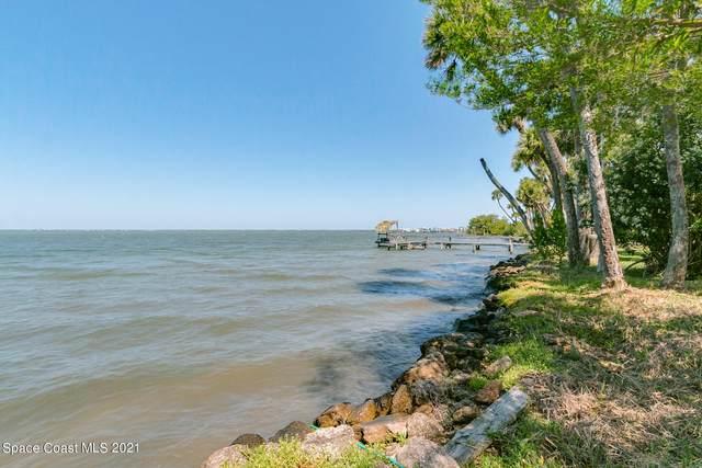 213 Holman Road, Cape Canaveral, FL 32920 (MLS #912405) :: Engel & Voelkers Melbourne Central