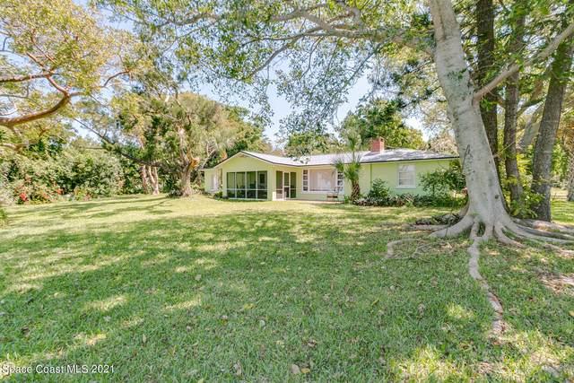 213 Holman Road, Cape Canaveral, FL 32920 (MLS #912422) :: Engel & Voelkers Melbourne Central
