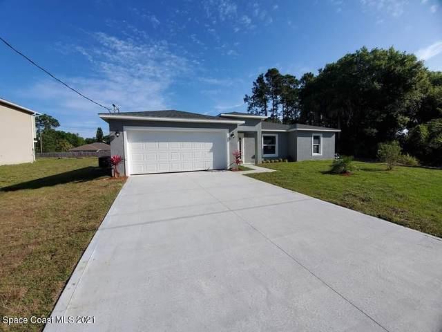 1970 Waverly Avenue SE, Palm Bay, FL 32909 (MLS #912427) :: Vacasa Real Estate