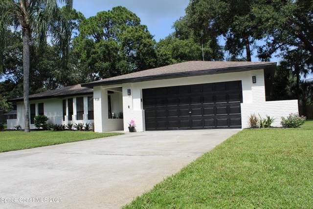 938 Pembroke Avenue NE, Palm Bay, FL 32907 (#912464) :: The Reynolds Team | Compass