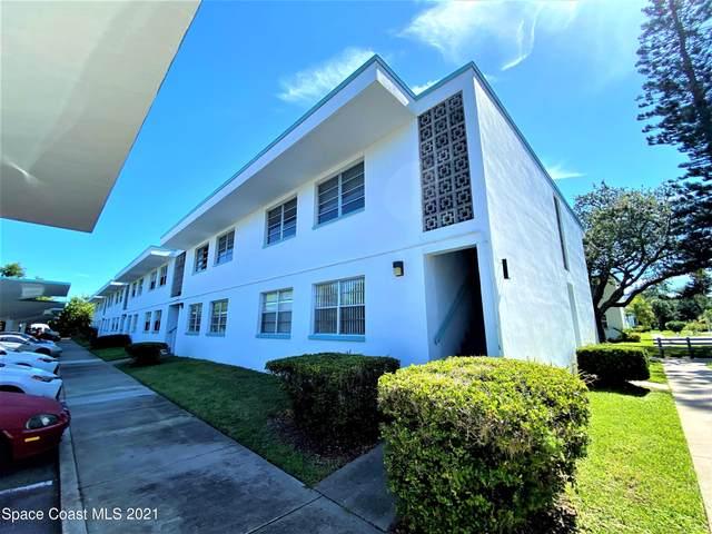 8401 N Atlantic Avenue L2, Cape Canaveral, FL 32920 (MLS #912503) :: Premium Properties Real Estate Services