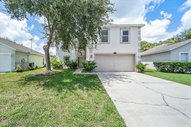 999 Macon Drive, Titusville, FL 32780 (MLS #912509) :: Blue Marlin Real Estate