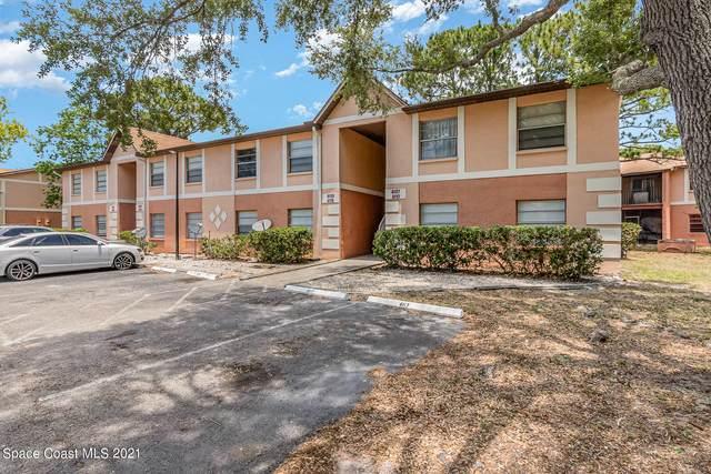 4121 Pinewood Drive NE, Palm Bay, FL 32905 (MLS #912543) :: Keller Williams Realty Brevard