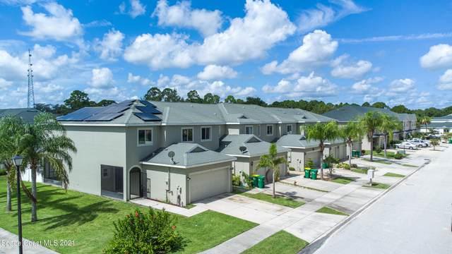 3758 Chambers Lane #7, Cocoa, FL 32926 (MLS #912573) :: Blue Marlin Real Estate