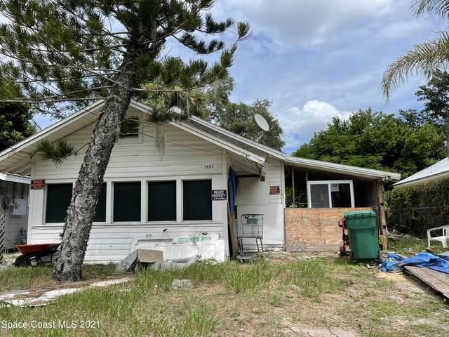 1807 Fletcher Street, Melbourne, FL 32901 (MLS #912583) :: Blue Marlin Real Estate