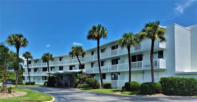 3190 N Atlantic Avenue #324, Cocoa Beach, FL 32931 (MLS #912621) :: Blue Marlin Real Estate
