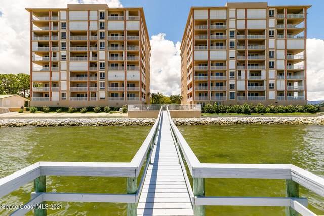 3205 S Washington Avenue #501, Titusville, FL 32780 (MLS #912626) :: Keller Williams Realty Brevard