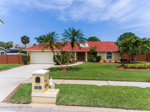 420 Indian Bay Boulevard, Merritt Island, FL 32953 (MLS #912782) :: Keller Williams Realty Brevard