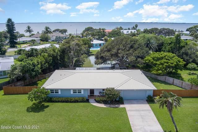1640 Bay Shore Drive, Cocoa Beach, FL 32931 (MLS #912800) :: Blue Marlin Real Estate