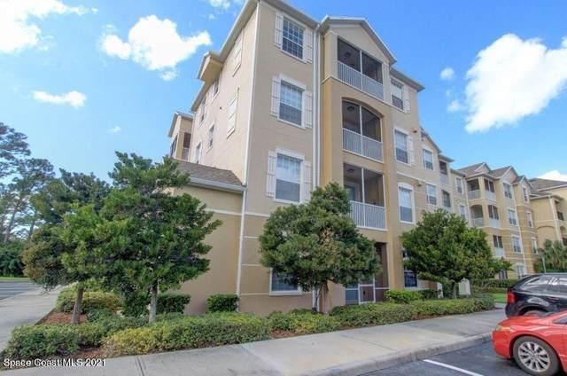 3848 Lexmark Lane #302, Rockledge, FL 32955 (MLS #912821) :: Blue Marlin Real Estate
