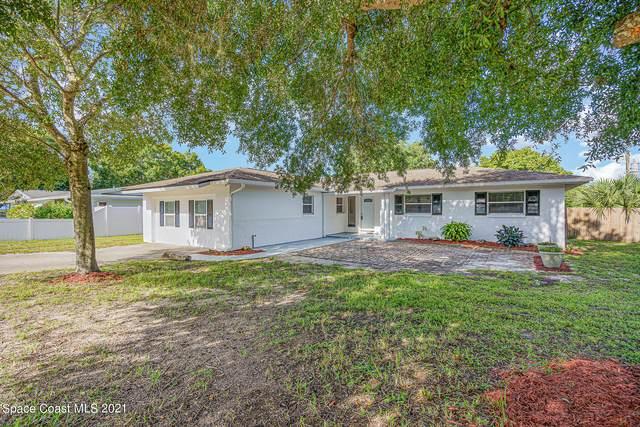 1120 N Carpenter Road, Titusville, FL 32796 (MLS #912848) :: Keller Williams Realty Brevard