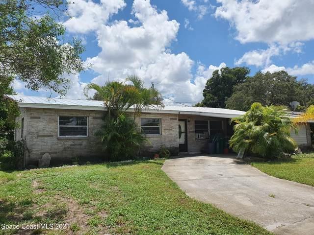 1255 Kathwood Drive, Melbourne, FL 32935 (MLS #912882) :: Blue Marlin Real Estate