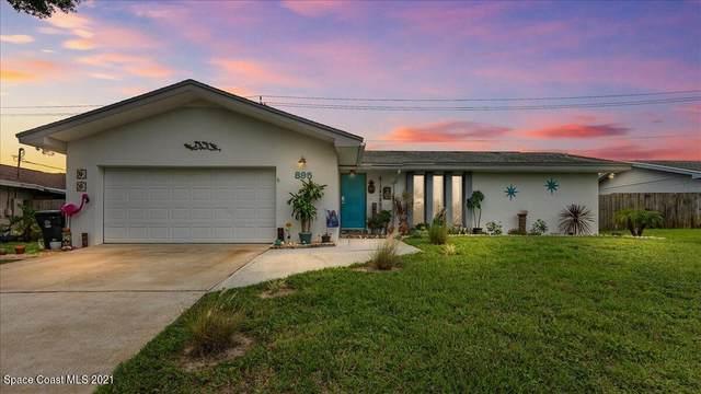 895 Cynthia Drive, Titusville, FL 32780 (MLS #912897) :: Blue Marlin Real Estate