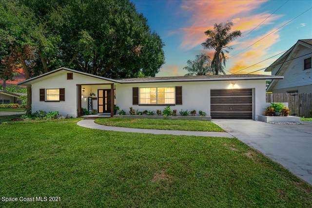 1708 Hubbard Drive, Rockledge, FL 32955 (MLS #912900) :: Blue Marlin Real Estate