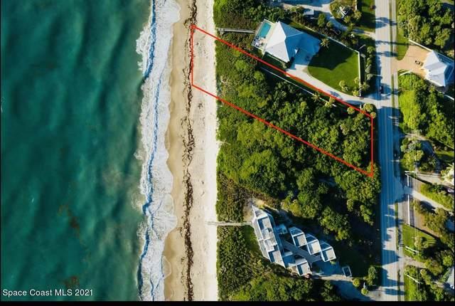 6385 S Hwy A1a, Melbourne Beach, FL 32951 (MLS #912902) :: Premium Properties Real Estate Services