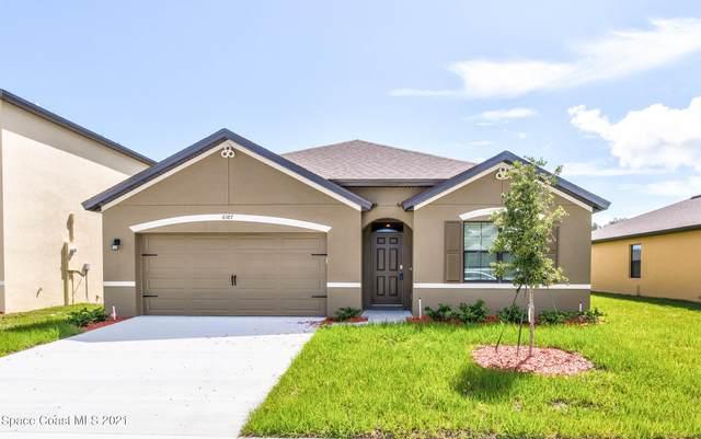 6587 Marble Road, Cocoa, FL 32927 (MLS #912908) :: Blue Marlin Real Estate