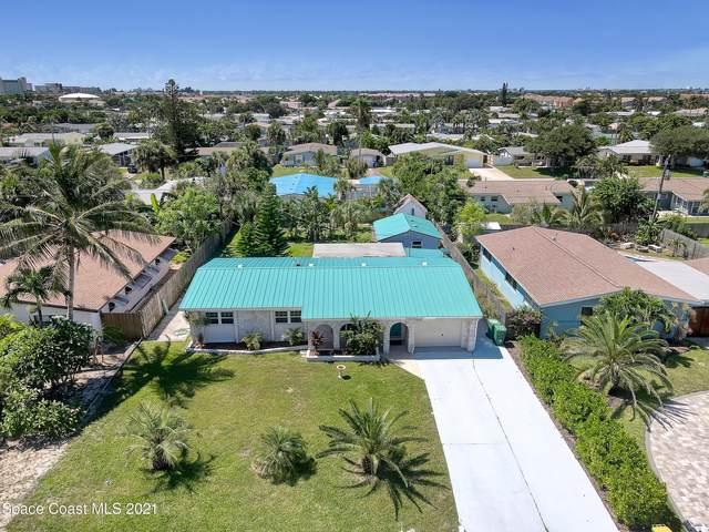 113 Atlantic Boulevard, Indian Harbour Beach, FL 32937 (MLS #912924) :: Blue Marlin Real Estate