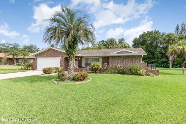 1216 Cimarron Circle NE, Palm Bay, FL 32905 (MLS #912940) :: Keller Williams Realty Brevard