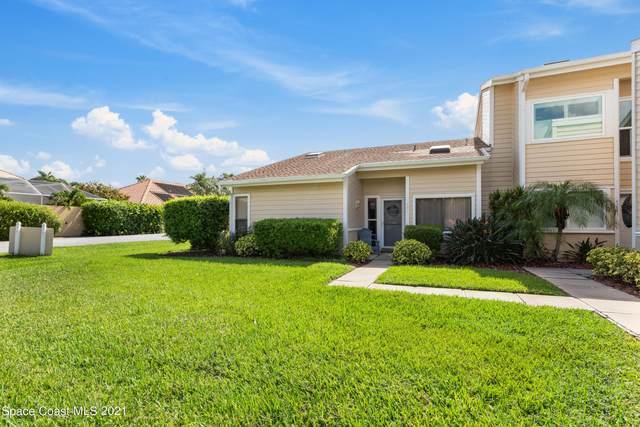 107 La Costa Street #401, Melbourne Beach, FL 32951 (MLS #912977) :: Blue Marlin Real Estate