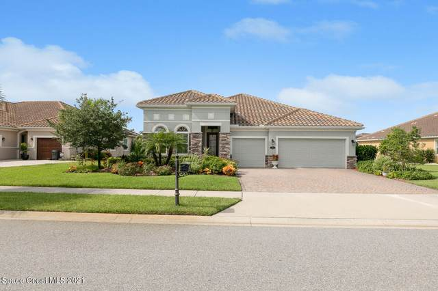 3913 Craigston Street, Melbourne, FL 32940 (MLS #912979) :: Blue Marlin Real Estate