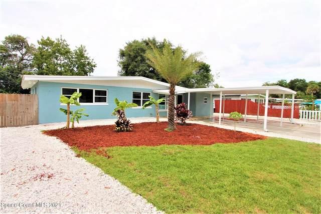 4370 Abbott Avenue, Titusville, FL 32780 (MLS #913093) :: Blue Marlin Real Estate
