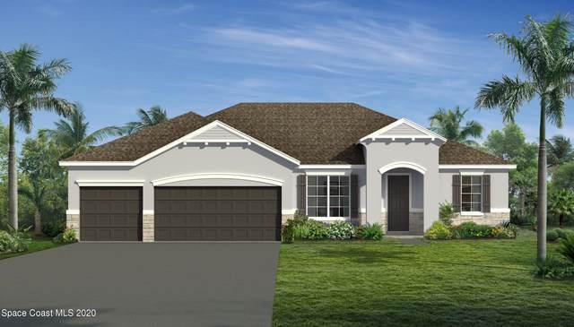 1712 Killian Drive, Palm Bay, FL 32905 (MLS #913105) :: Keller Williams Realty Brevard