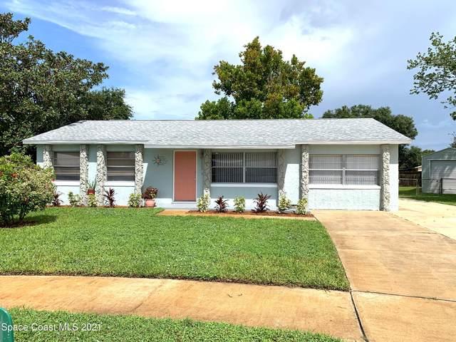 2490 Robin Hood Drive, Cocoa, FL 32926 (MLS #913147) :: Blue Marlin Real Estate