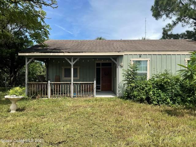 6508 June Drive, Cocoa, FL 32926 (MLS #913157) :: Vacasa Real Estate