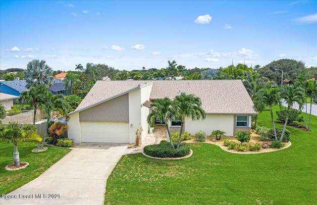 545 Solitaire Palm Drive, Indialantic, FL 32903 (MLS #913176) :: Blue Marlin Real Estate