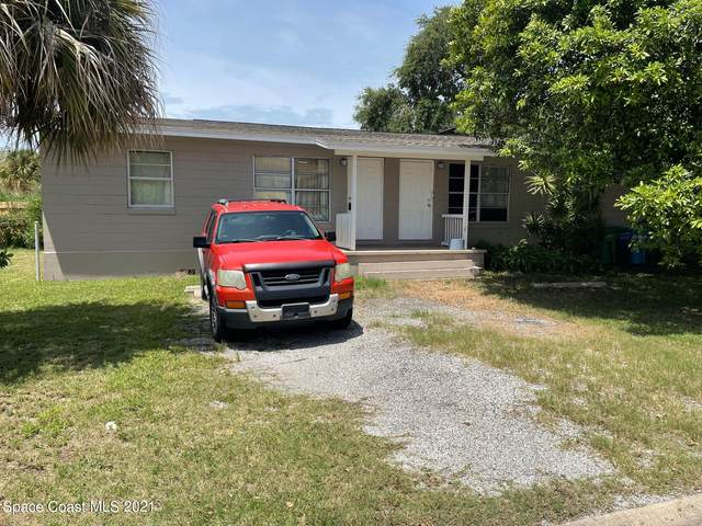 128 Adams Avenue A & B, Cape Canaveral, FL 32920 (MLS #913186) :: Engel & Voelkers Melbourne Central