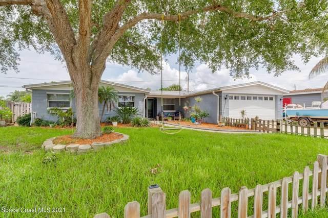 865 Waikiki Drive, Merritt Island, FL 32953 (MLS #913193) :: Blue Marlin Real Estate