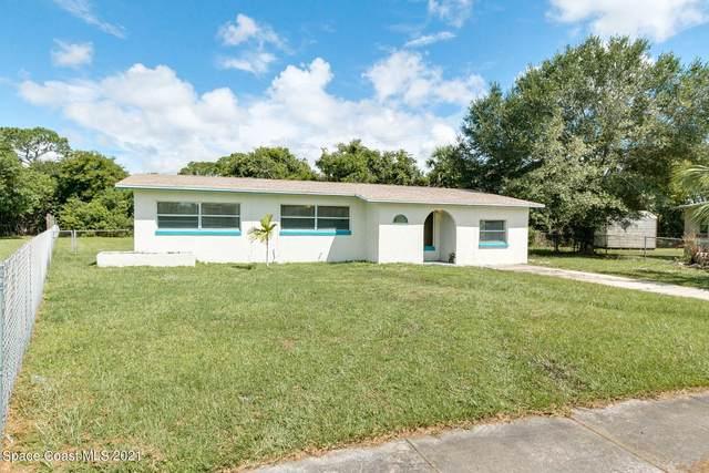3866 Kennedy Circle, Cocoa, FL 32926 (MLS #913205) :: Blue Marlin Real Estate