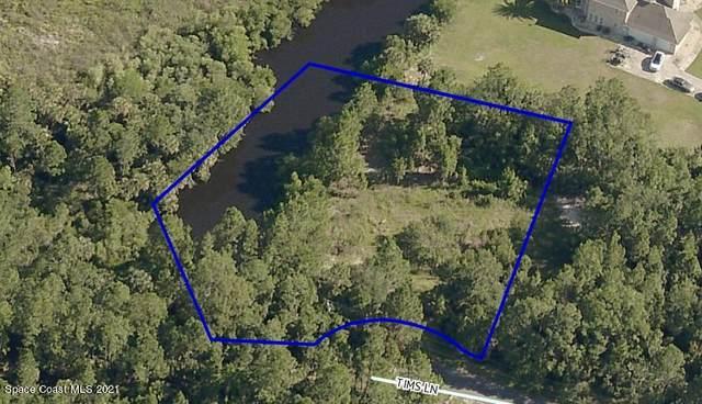 3330 Tims Lane, Mims, FL 32754 (MLS #913215) :: Blue Marlin Real Estate