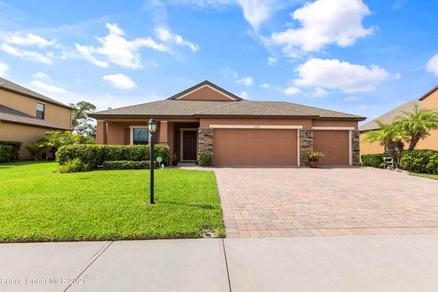 2331 Okalani Street, Melbourne, FL 32940 (MLS #913264) :: Blue Marlin Real Estate