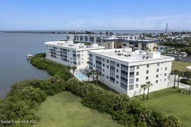 188 Pinellas Lane #402, Cocoa Beach, FL 32931 (MLS #913303) :: Blue Marlin Real Estate