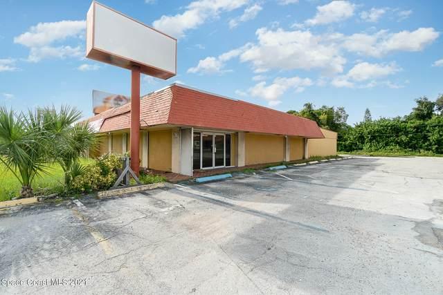 172 E Merritt Island Causeway, Merritt Island, FL 32952 (MLS #913317) :: Blue Marlin Real Estate