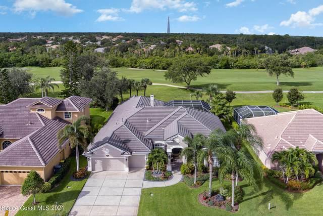 8012 Old Tramway Drive, Melbourne, FL 32940 (MLS #913318) :: Blue Marlin Real Estate