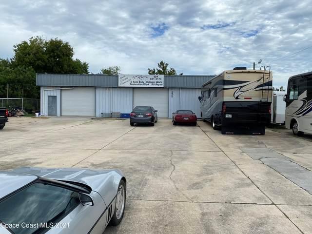 1800 W King Street, Cocoa, FL 32926 (MLS #913330) :: Blue Marlin Real Estate