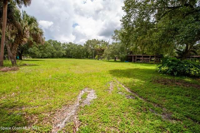 0 Valdine Avenue, Cocoa, FL 32926 (MLS #913332) :: Blue Marlin Real Estate