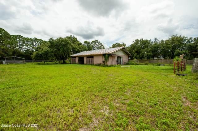 00 Valdine Avenue, Cocoa, FL 32926 (MLS #913335) :: Blue Marlin Real Estate