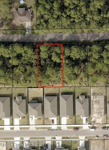 582 Falmouth Street SW, Palm Bay, FL 32908 (MLS #913347) :: Vacasa Real Estate