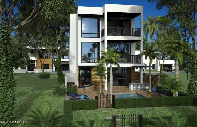 9 Ocean River Road, Cocoa Beach, FL 32931 (MLS #913368) :: Keller Williams Realty Brevard