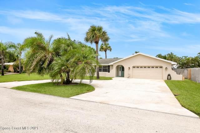 114 Eleventh Avenue, Indialantic, FL 32903 (MLS #913435) :: Keller Williams Realty Brevard